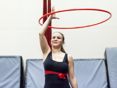 Workshop Hula Hoop