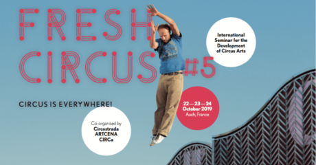 Open call: Fresh Circus #5