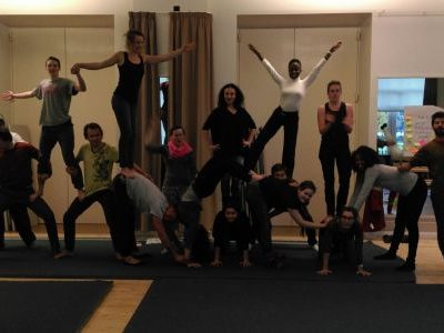 Circus Trans Formation – Belfast