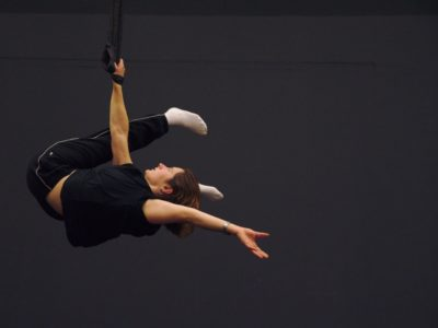 Workshop strapsů s Camille Paycha