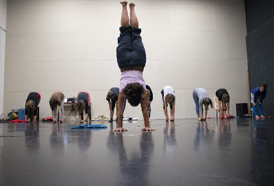 The Handstand Experience (16+)
