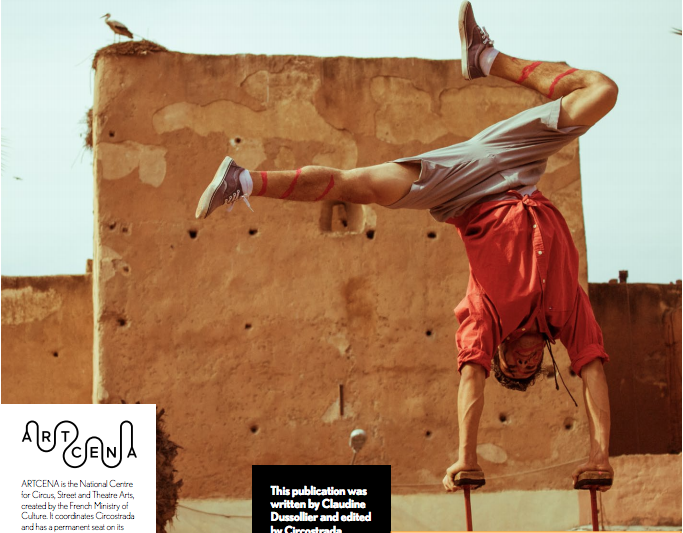 Circostrada: an overview of Street and Circus arts in Morocco