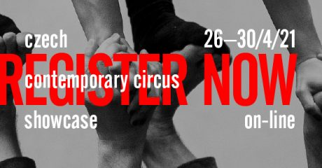 Czech Contemporary Circus Showcase – Registrace otevřena!