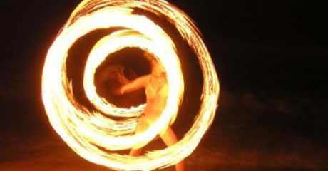 FireDance taneční workshop 2020