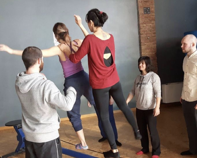 Continuing training for circus arts teachers – Planning, facilitating and evaluating