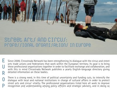 Street Arts and Circus: Professional organisations in Europe