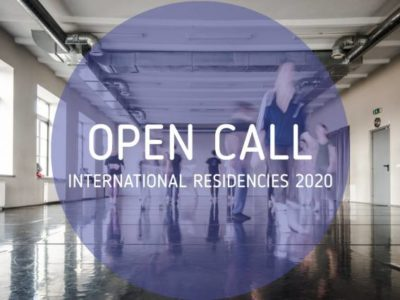 Open call: Rezidence v Arts Printing House